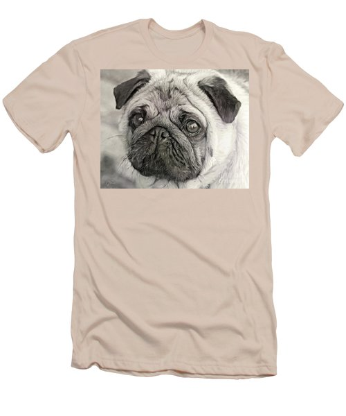 This Puggy Men's T-Shirt (Athletic Fit)