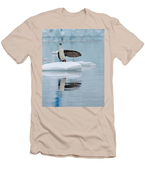 Men's T-Shirt (Slim Fit) featuring the photograph This Way by Tony Beck