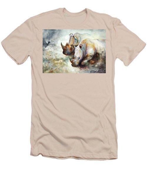 Thunderstruck Men's T-Shirt (Athletic Fit)