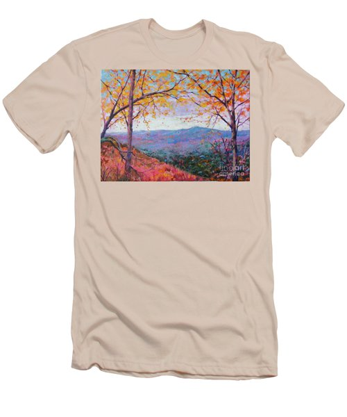 Toward Blue Ridge Men's T-Shirt (Athletic Fit)