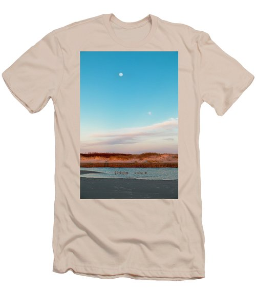 Tranquil Heaven Men's T-Shirt (Athletic Fit)