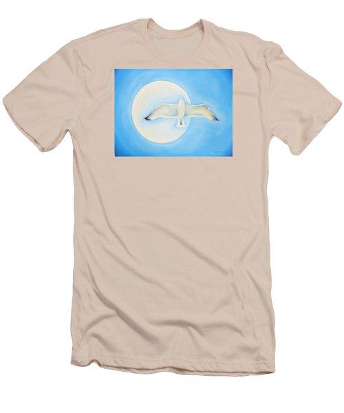 Transcendence Men's T-Shirt (Slim Fit) by Denise Fulmer