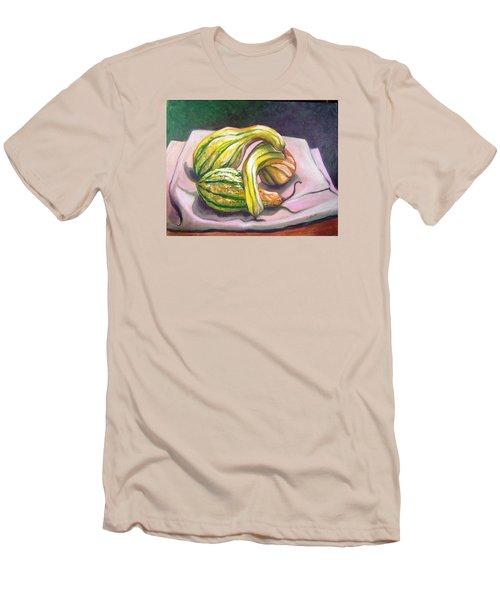Gourd Grouping Men's T-Shirt (Slim Fit) by Laura Aceto