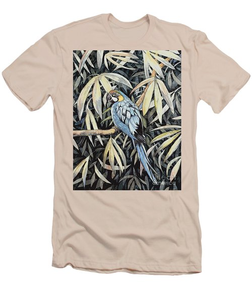 Tropical Adventure Men's T-Shirt (Athletic Fit)