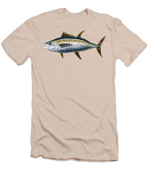 Tuna Men's T-Shirt (Athletic Fit)
