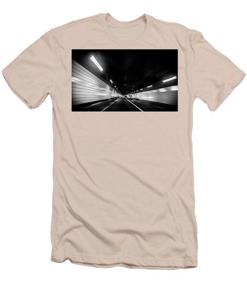 Tunnel Men's T-Shirt (Athletic Fit)