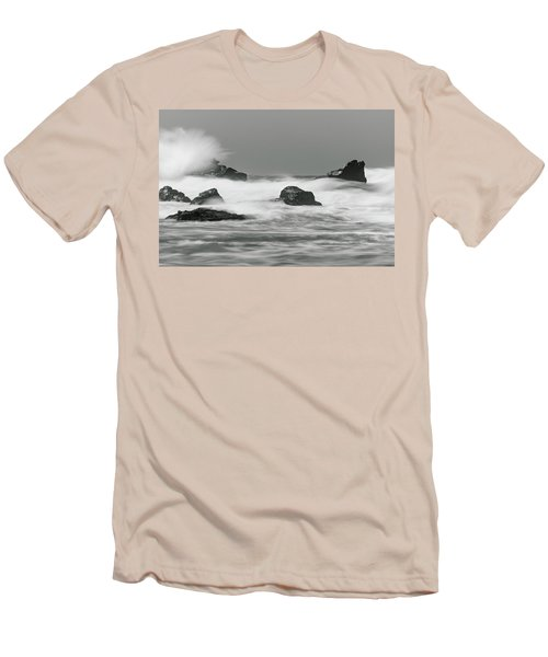 Turbulent Thoughts Men's T-Shirt (Athletic Fit)
