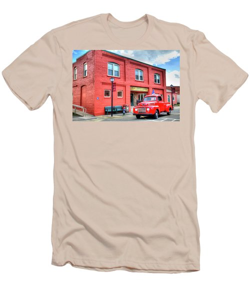 Two Old Classics Men's T-Shirt (Slim Fit) by Dale R Carlson