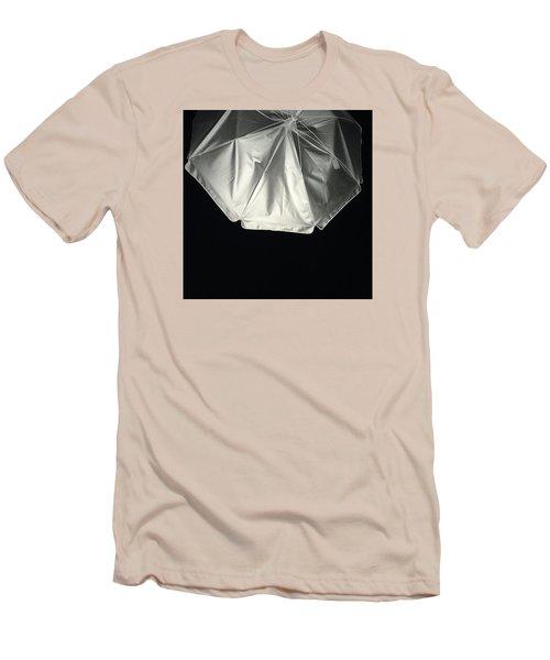 Men's T-Shirt (Slim Fit) featuring the photograph Umbrella by Karen Nicholson