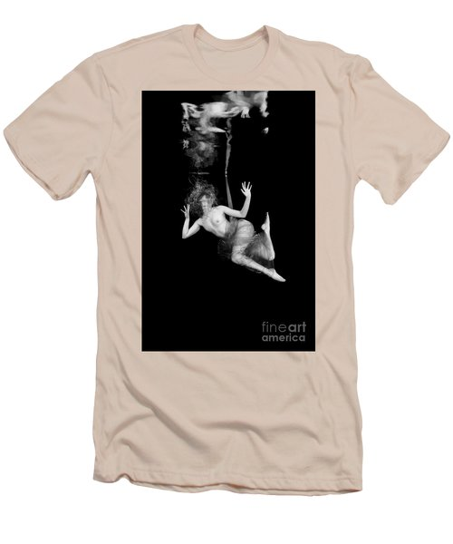 Underwater Beauty 002 Men's T-Shirt (Athletic Fit)