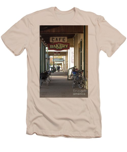 Men's T-Shirt (Athletic Fit) featuring the photograph Undoing All The Good Work by Linda Lees