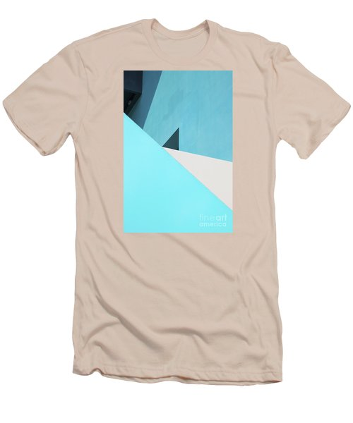Urban Abstract 3 Men's T-Shirt (Slim Fit) by Elena Nosyreva