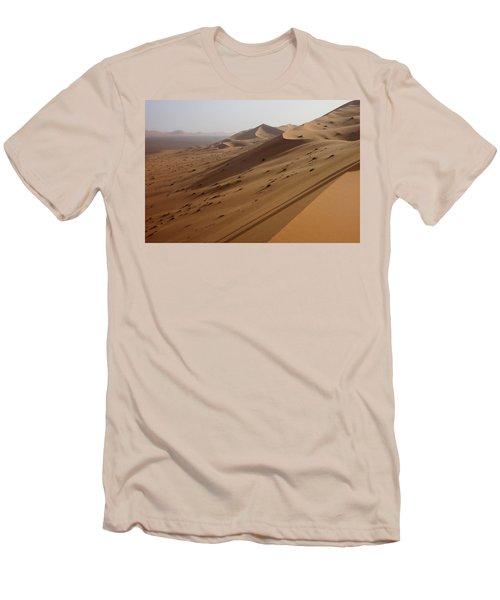 Uruq Bani Ma'arid 4 Men's T-Shirt (Athletic Fit)