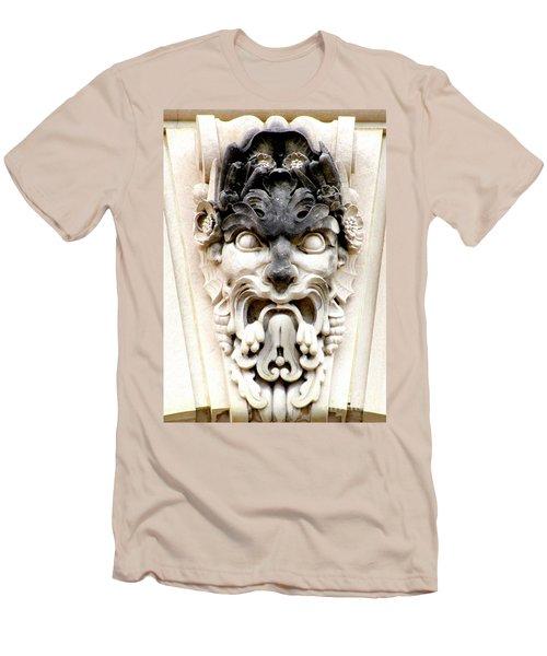 Us Botanical Garden 2 Men's T-Shirt (Slim Fit) by Randall Weidner