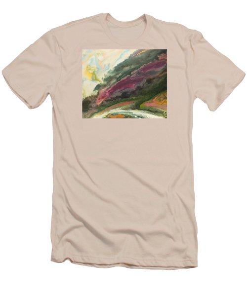 Vers La Tendresse Men's T-Shirt (Athletic Fit)