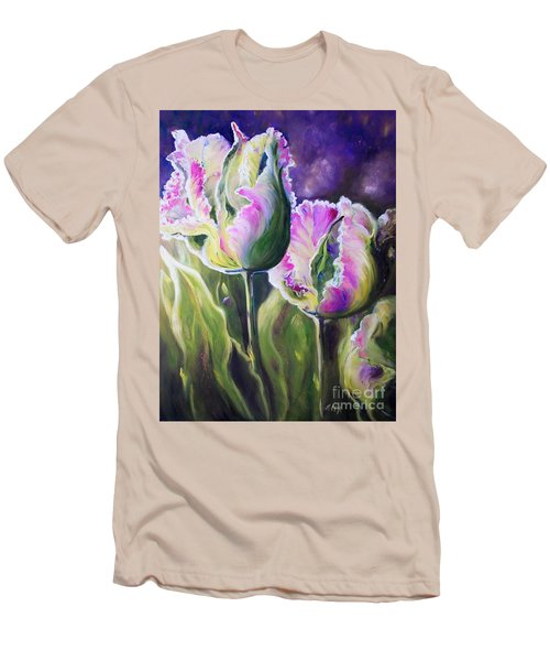 Vivacious Men's T-Shirt (Athletic Fit)