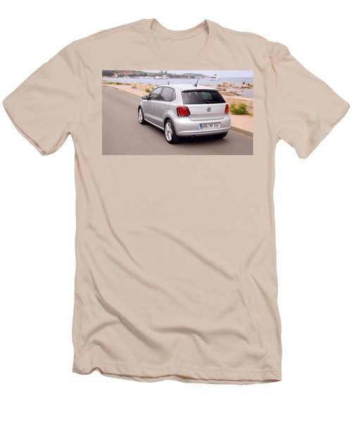 Volkswagen Polo Men's T-Shirt (Athletic Fit)