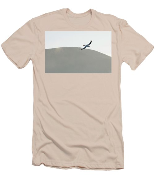 Men's T-Shirt (Slim Fit) featuring the photograph Voyager by Brian Duram