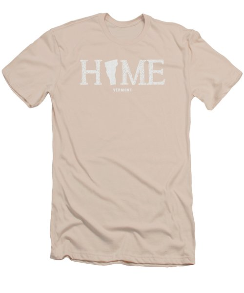 Vt Home Men's T-Shirt (Slim Fit) by Nancy Ingersoll