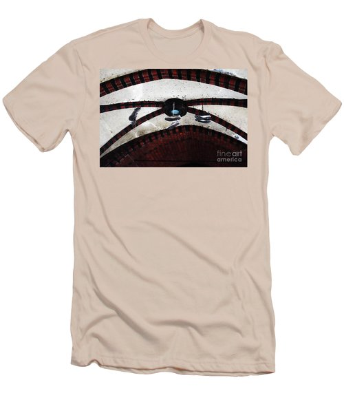 Walking On Air Men's T-Shirt (Athletic Fit)