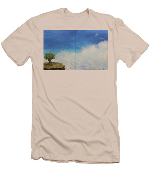 War And Peace Men's T-Shirt (Athletic Fit)