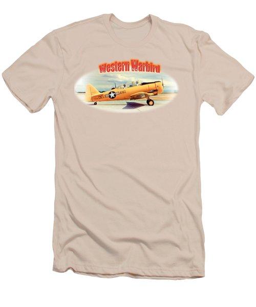 Warbird Touchdown Men's T-Shirt (Athletic Fit)