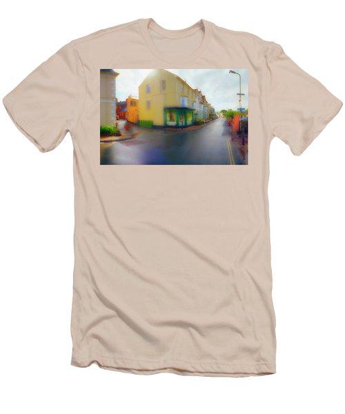 Warfleet Men's T-Shirt (Slim Fit) by Jan W Faul