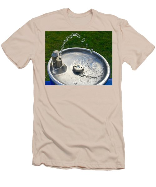 Water Works Men's T-Shirt (Athletic Fit)