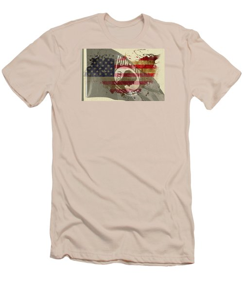 We Will Remember You Men's T-Shirt (Athletic Fit)