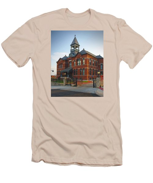 Webster House Men's T-Shirt (Slim Fit) by Jim Mathis