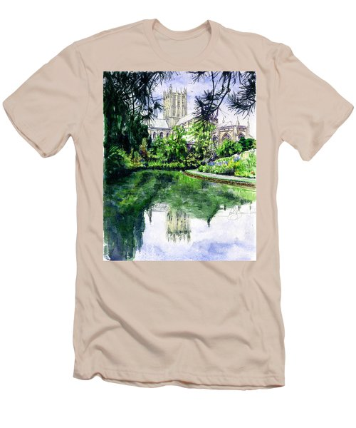 Wells Cathedral Men's T-Shirt (Slim Fit)