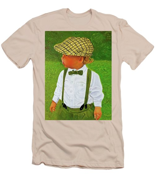 Where Is The First Tee Men's T-Shirt (Athletic Fit)
