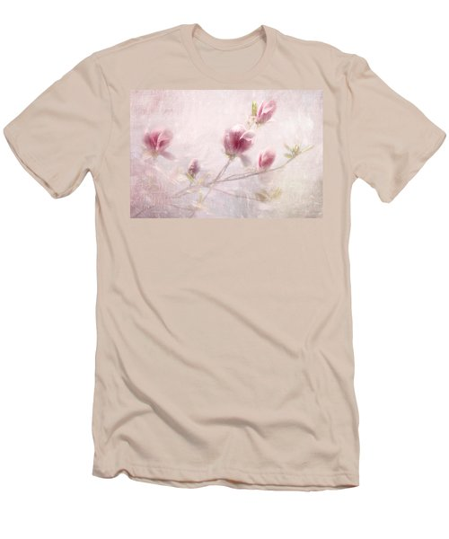 Whisper Of Spring Men's T-Shirt (Athletic Fit)