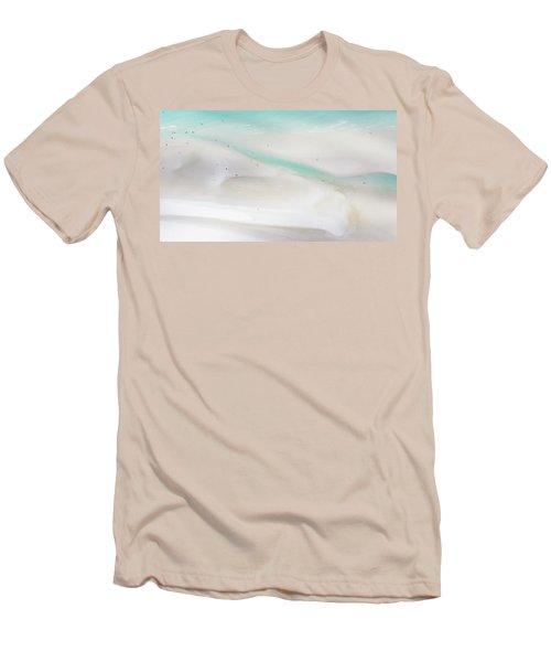 Men's T-Shirt (Slim Fit) featuring the photograph Whitehaven Wanderers by Az Jackson