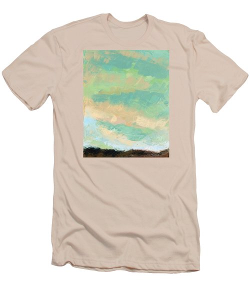 Wholeness Men's T-Shirt (Slim Fit) by Nathan Rhoads