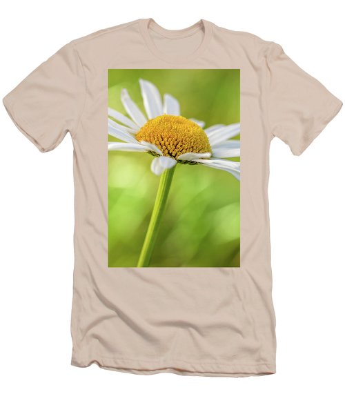 Wild Daisy Men's T-Shirt (Athletic Fit)