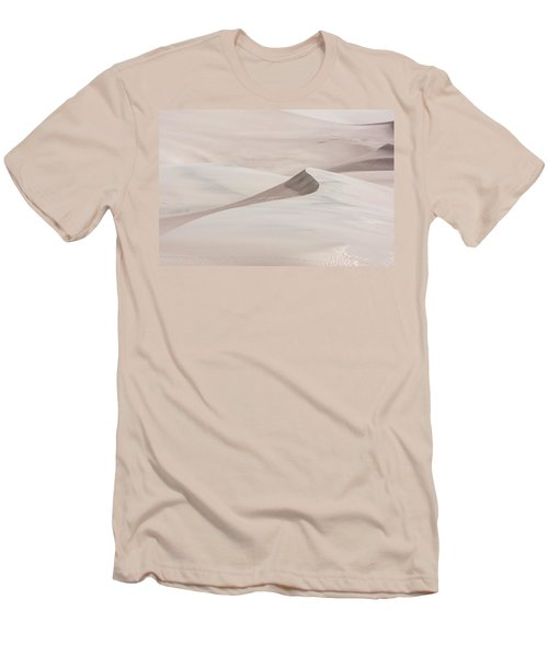Men's T-Shirt (Athletic Fit) featuring the photograph Wind Formations by Colleen Coccia