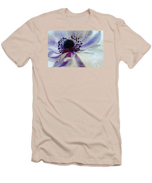 Windflower Men's T-Shirt (Slim Fit) by AugenWerk Susann Serfezi