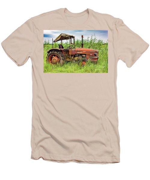 Workhorse Men's T-Shirt (Athletic Fit)
