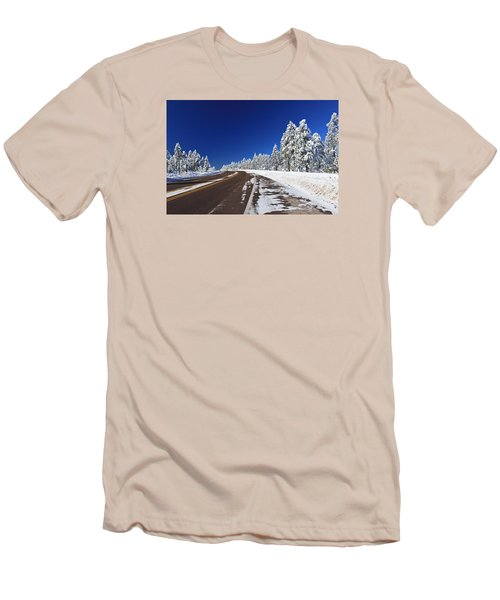 Yes Its Arizona Men's T-Shirt (Athletic Fit)