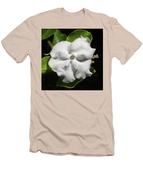 Men's T-Shirt (Slim Fit) featuring the photograph Yesterday, Today And Tomorrow by Richard Rizzo