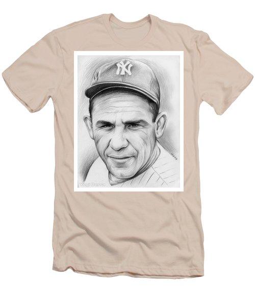 Yogi Berra Men's T-Shirt (Athletic Fit)