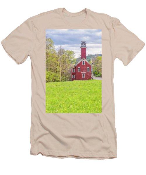 Yosemite Engine Company II Men's T-Shirt (Slim Fit) by Tom Singleton