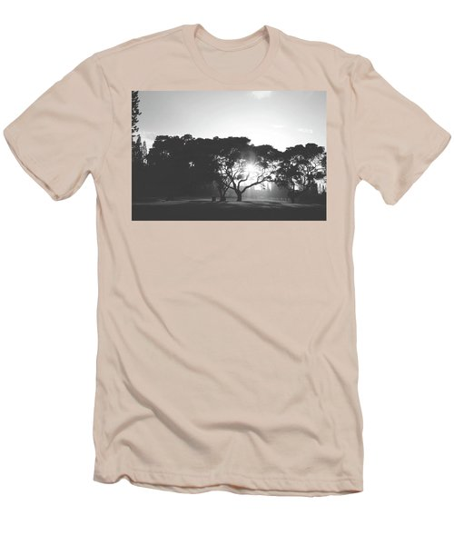 Men's T-Shirt (Slim Fit) featuring the photograph You Inspire by Laurie Search