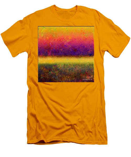 1395 Abstract Thought Men's T-Shirt (Athletic Fit)