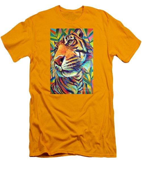 Le Tigre Men's T-Shirt (Slim Fit) by Robert Phelps