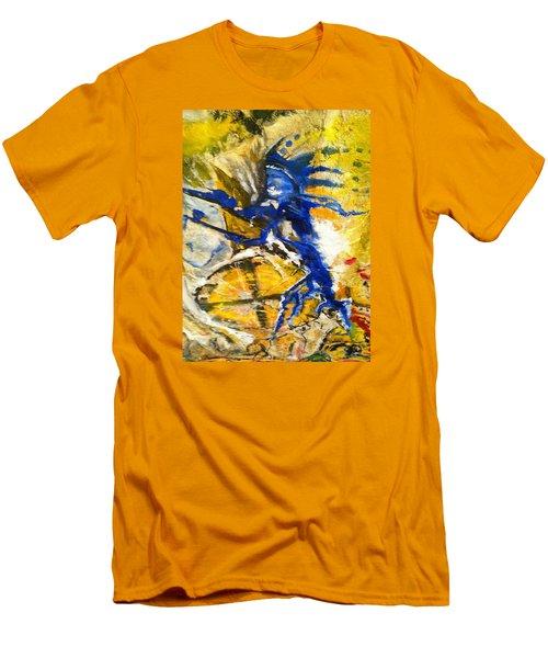 Beyond Boundaries Men's T-Shirt (Athletic Fit)