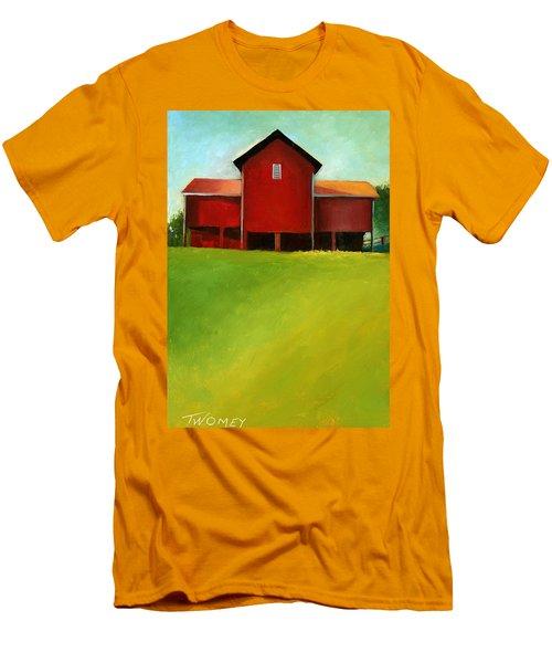 Bleak House Barn 2 Men's T-Shirt (Athletic Fit)