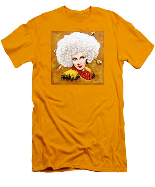 Blonde Venus Men's T-Shirt (Athletic Fit)