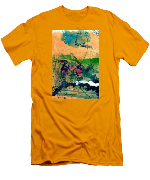 Celebration Men's T-Shirt (Slim Fit) by Becky Chappell